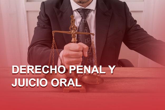 DERECHO PENAL Y JUCIO ORAL
