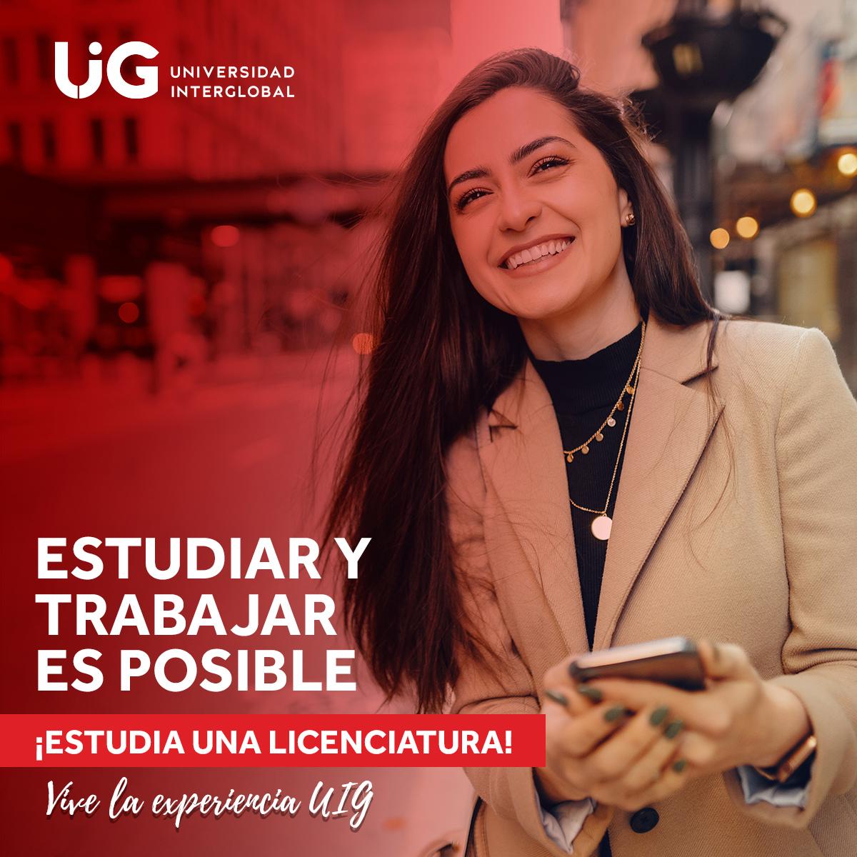 Estudiar y trabajar ¡es posible!